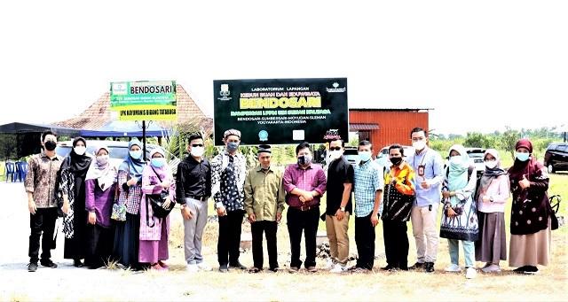 UIN Suka Yogyakarta Resmikan Laboratorium Lapangan Kemitraan Eduwisata Kebun Buah Bendosari, Moyudan-Sleman