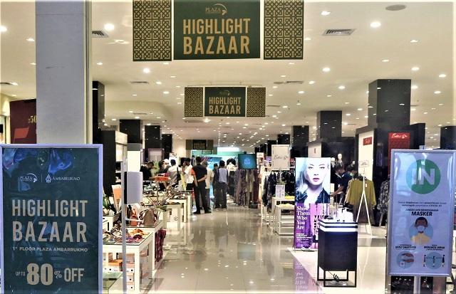 Plaza Ambarrukmo Gelar Great Sale Discount Up To 80 Percent dan Bazar Branded Sale
