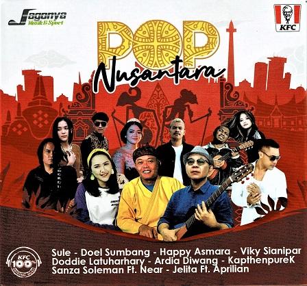Lagu Campursari Rembulan Ardia Diwang Masuk Album Kompilasi Pop Nusantara