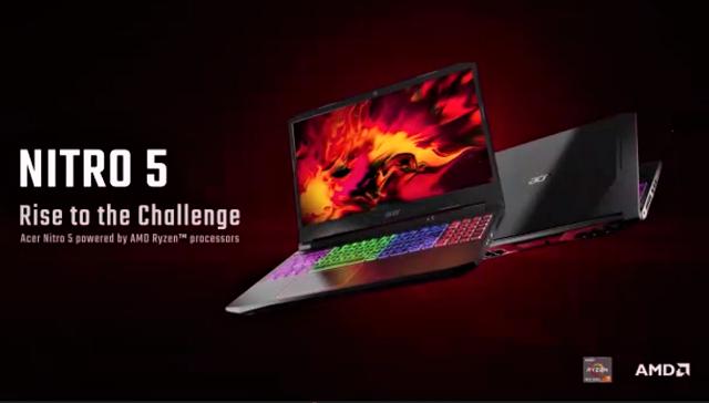 Acer Hadirkan Laptop Baru AMD Ryzen 5000, The Power To Do It All