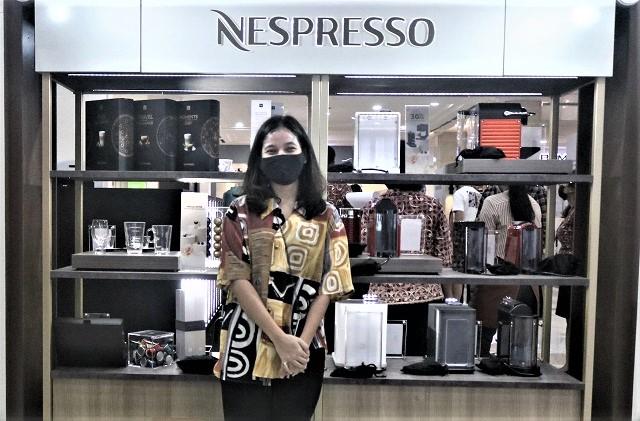 Nespresso Memudahkan Setiap Orang Menjadi Barista Peracik Kopi Dirumah
