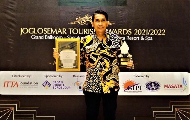 Pesonna Hotel Tugu Yogyakarta Raih Penghargaan Joglosemar Leading Friendly Muslim Hotel