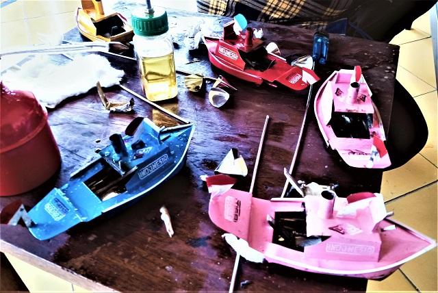 Pameran Mainan Anak-Anak Abhinaya Karya Di Museum Sonobudoyo Yogyakarta, 2-30 Juni 2021