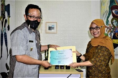 Wakil Walikota Yogyakarta Ajak Masyarakat Jaga Lingkungan Demi Masa Depan