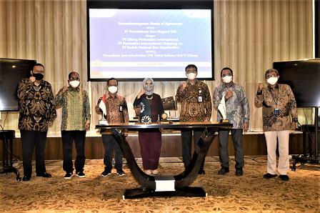 PT Pertamina International Shipping sebagai Shipping Arm Pertamina, Ikut Proyek Gasifikasi RU IV Cilacap