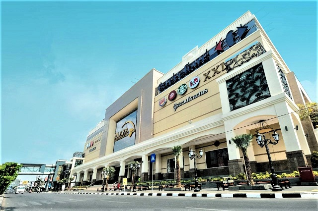 Plaza Ambarrukmo Yogyakarta Membuka Tenant Sektor Esensial, Selama Lanjutan PPKM Darurat