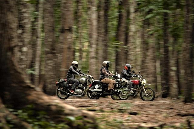 Cerita Sepeda Motor Lewat Lensa Fotografer Profesional