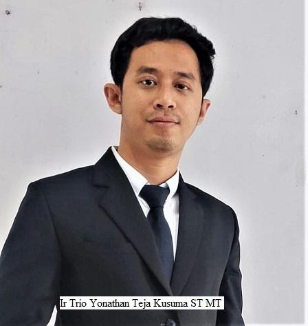 Trio Yonathan Teja Kusuma, Dosen Prodi Teknik Industri, Saintek UIN Sunan Kalijaga, Lulusan Terbaik Program Keinsinyuran UGM