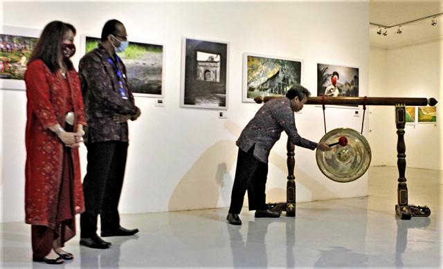 Pameran Cetak Internasional Borderless di Galeri R.J Katamsi ISI Yogyakarta, 28 Agustus-10 September 2021