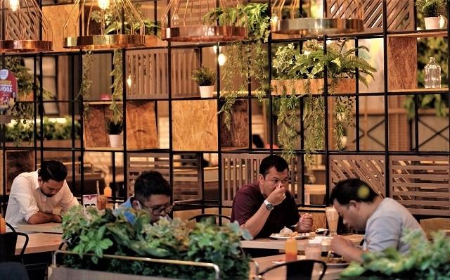 Resto Plaza Ambarrukmo Yogyakarta Kembali Buka Layanan Dine-In