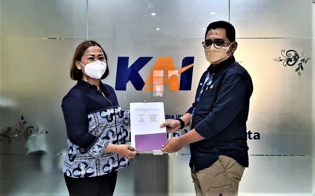 Grand Inna Malioboro Yogyakarta, Bersinergi Dengan BUMN PT Kereta Api Indonesia (Persero)
