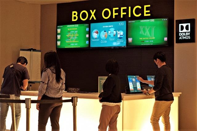 Film-Film Box Office Sambut Pembukaan Kembali Cinema XXI Plaza Ambarrukmo Yogyakarta
