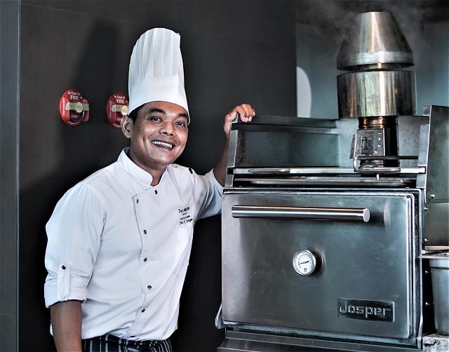 The Westin Surabaya, Suguhkan Kuliner Unik dan Mewah Dengan JOSPER Charcoal Ovens