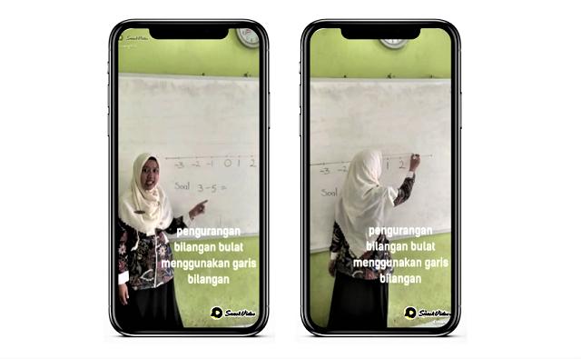 Cara Seru Belajar Mengajar Dari Rumah Dengan Aplikasi Video Pendek