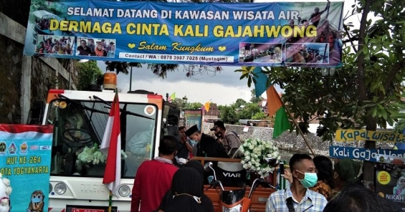 Nikah Bareng Rayakan Sumpah Pemuda 28 Oktober Dan HUT Ke-264 Kota Yogyakarta