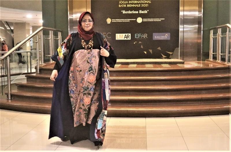 Gelaran Busana Bertema BigSize Show Di Galeria Mall Yogyakarta